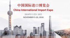 Çin' de İlk İthalat Fuarı Düzenlendi