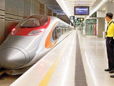 Hong Kong – Çin Arası 'Mermi Tren' Seferlere Başladı!