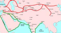 Türkiye, Eski İpek Yolu'nu Yeniden Canlandırarak Çin ile Ticareti Artırmayı Planlıyor