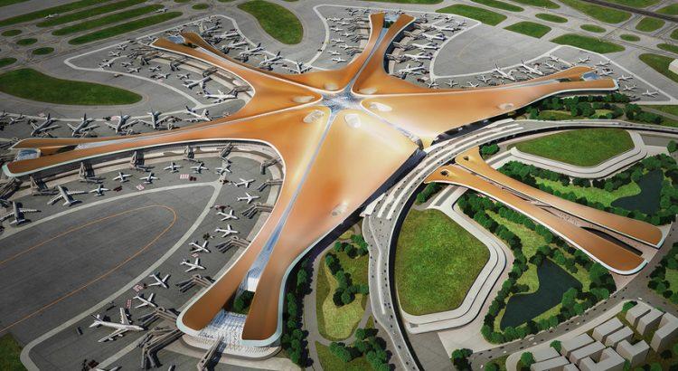 Çin'de Her Sene 8 Yeni Havalimanı Yapılıyor