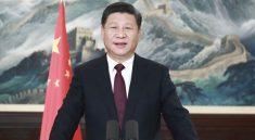 Cumhurbaşkanı Xi Jinping'in Yeni Yıl Konuşması