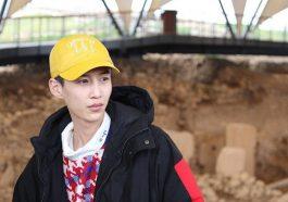 Çin'in 'Türkiye sevdalısı' şarkıcısı Göbeklitepe'de