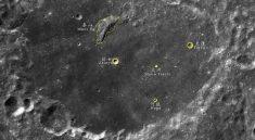Aydaki Kraterlere Çince İsim Verildi