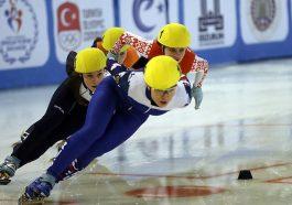 Uluslararası Sürat Pateni Dünya Gençler Şampiyonası'na Cin Damga Vurdu!