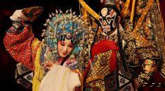 Jiangxi Eyaleti İtfaiyesi'nden Beijing Operası