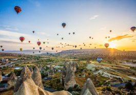 Kapadokya'ya Çinli Turist Akını!