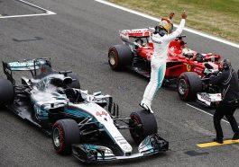 Çin GP 1000. Grand Prix'yi Lewis Hamilton kazandı!