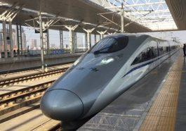 Çin'de Raylı Ulaşım