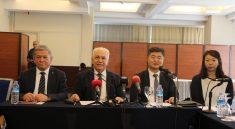 Çin Türk Dostluğu