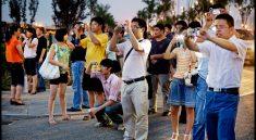 Çin'de 1 Mayıs'ta Seyehate Çıkanların Sayısı 195 Milyon!