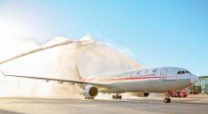 Sichuan Havayolları İstanbul'a ilk seferini yaptı!
