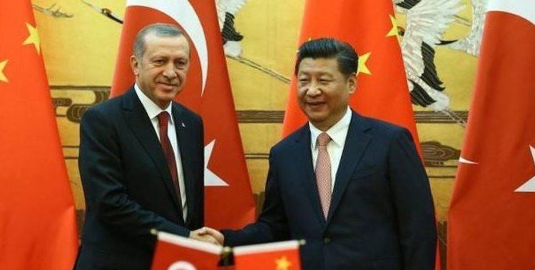 Türkiye ve Çin demiryolu inşası için finansman anlaşması imzalayacak!