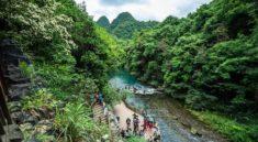 Çin'de saklı bir cennet Libo