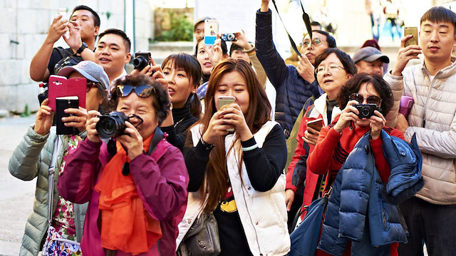 Ejderha Kayığı Festivali tatilinde 96 milyon yerli turist seyahat etti