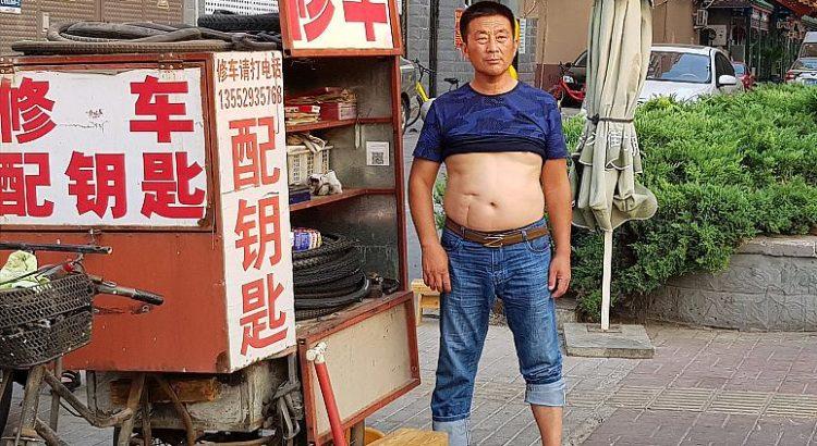 Çin'de Pekin bikinisi yasaklandı!
