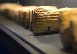 Çin'de 400 yıllık taş tablet bulundu!