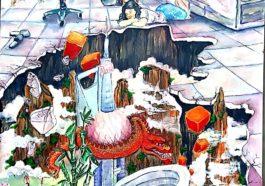 Hayalimdeki Çin Resim Yarışması Ödül Töreni