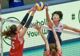 Türkiye - Çin: 1-3