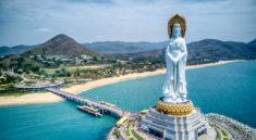Çin'in yükselen turizm merkezi Sanya