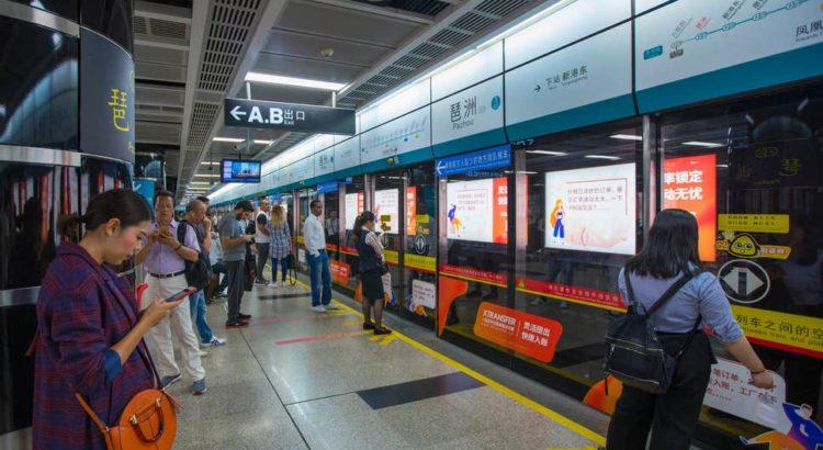 Çin'de metro istasyonlarında yüz tanıma sistemiyle ödeme!