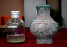 Çin Mezarında 'Ölümsüzlük İksiri' Bulundu!