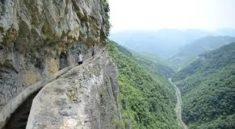 Çin'de yapımı 36 yılda tamamlanan su yolu