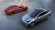 Çin'de üretilen Tesla Model 3 araçlarına vergi muafiyeti uygulanacak