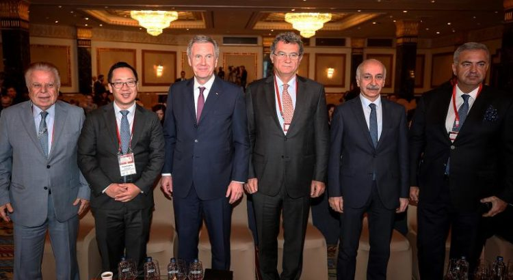 Okan Üniversitsi Konfüçyus Enstitüsü ve TÜSİAD işbirliğinde Çin'i Anlamak Konferansı