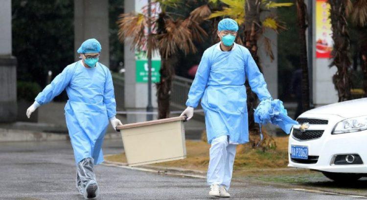 Çin'de ortaya çıkan yeni virüs