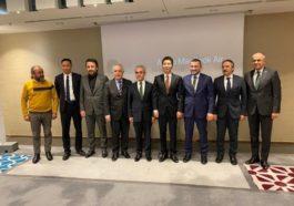 Türkiye-Çin işbirliği toplantısı