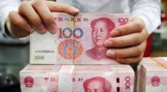 Çin'de banknotlar da karantinaya alınıyor