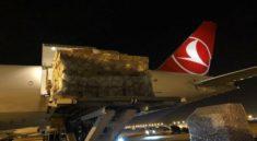 Çin'den alınan ilk parti hızlı tanı kitleri Türkiye'ye getirildi