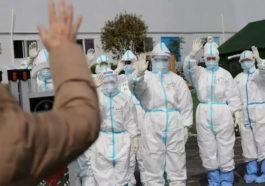 Çin'de hayat normale dönüyor: Wuhan'da ağır hasta kalmadı