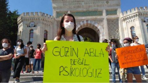 Açıköğretim Psikoloji Bölümü'ne Çince tepki