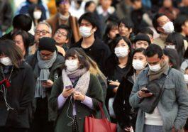 Çin - Pekin - maske - koronavirüs Çin'in başkenti Pekin'de maske takma zorunluluğu kaldırıldıff